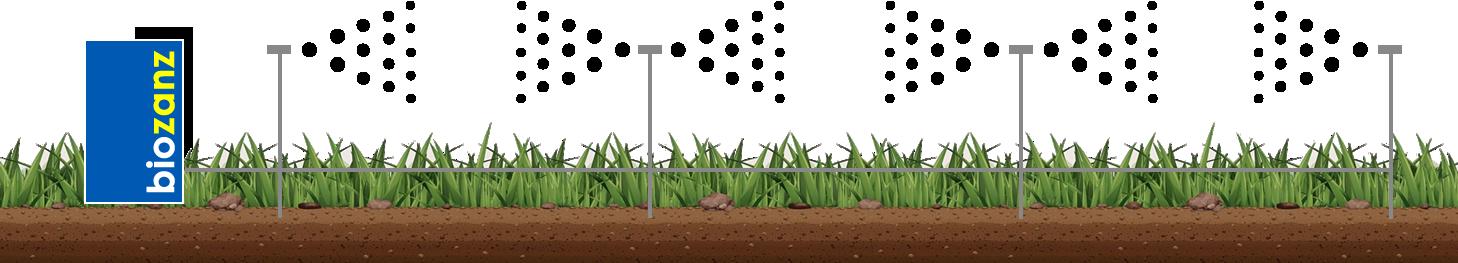 antizanzare con impianto biozanz per la casa e il giardino
