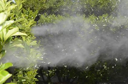 Ugelli nebulizzatori siepe antizanzare